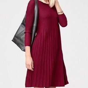 Eileen Fisher Washable Wool Dress